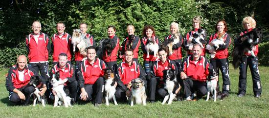 Swiss Agility Team 2013